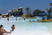 Parque Acuático Splash & Fun