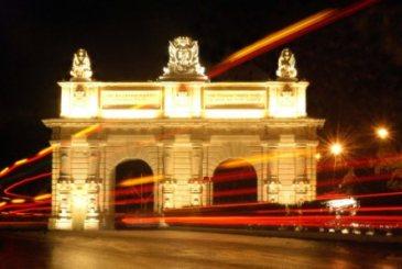 Porte des Bombes, Floriana