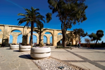 Upper Barracca Gardens