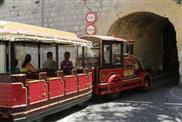 Malta Fun Trains - Rabat Route