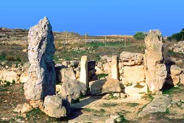 Skorba Tempel