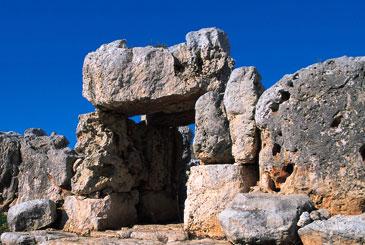 Tempel von Ta' Ħaġrat