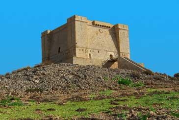 Santa Maria Tower Comino