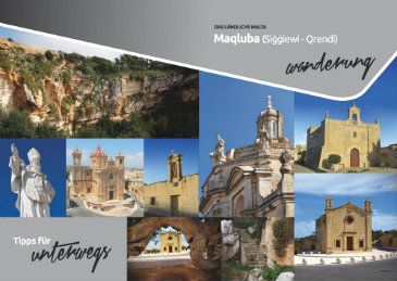 This Brochure details a walk around tal-Maqluba Area in Qrendi.