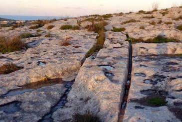 San Pawl Tat-Tarġa Cart Ruts