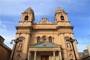 Gżira Pfarrkirche