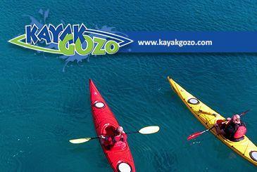 Kayak Gozo
