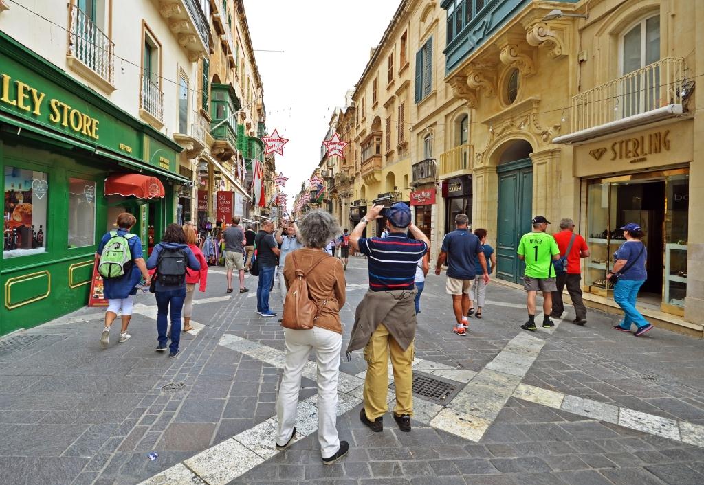 Republic Street - Valletta