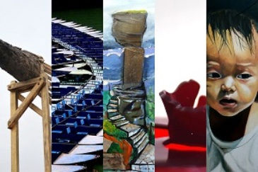 INSPIRED IN CHINA - FINE ART EXHIBITION BY MALTESE ARTISTS