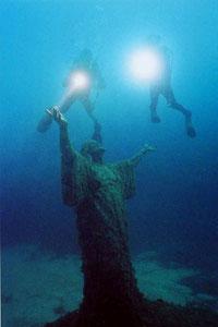 Malta Diving Site Imperial Eagle