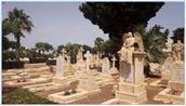 Malta (Capuccini) Military Cemetery