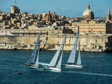 THE ROLEX MIDDLE SEA RACE 2019