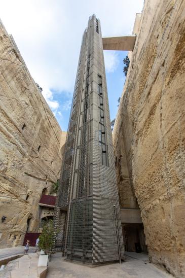 Upper Barrakka Lifts