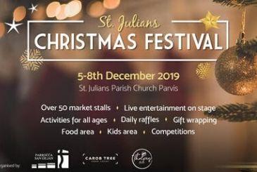 ST. JULIAN'S CHRISTMAS FESTIVAL 2019